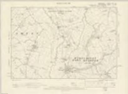 Derbyshire XXVII.SE - OS Six-Inch Map