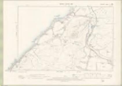 Ayrshire Sheet LV.SW & SE - OS 6 Inch map