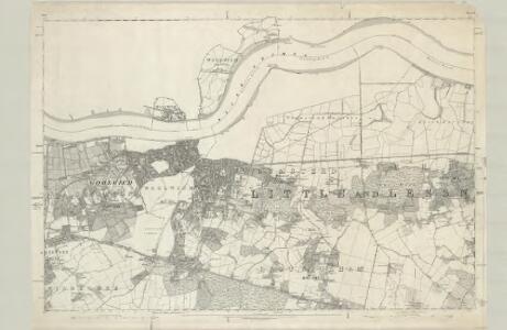 Kent II - OS Six-Inch Map