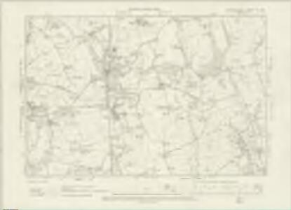 Staffordshire VII.SW - OS Six-Inch Map