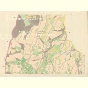 Lhotka - m1530-1-002 - Kaiserpflichtexemplar der Landkarten des stabilen Katasters