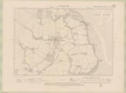 Kirkcudbrightshire Sheet XLV.SW - OS 6 Inch map