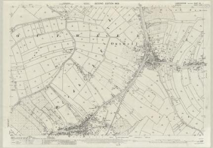 Cambridgeshire XIII.1 (includes: Elm; Outwell; Outwell; Upwell; Upwell) - 25 Inch Map