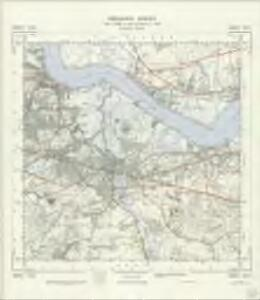 TQ57 - OS 1:25,000 Provisional Series Map
