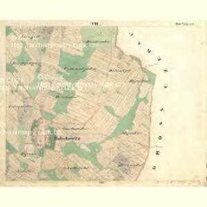 Saborz - c9010-1-007 - Kaiserpflichtexemplar der Landkarten des stabilen Katasters