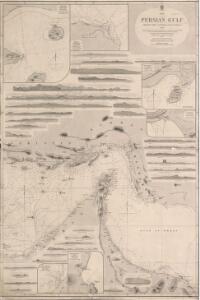 Persian Gulf (Western Sheet)