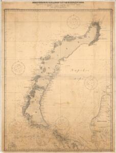 Museumskart 182: Sjøkart over Novaja Semlja og Karahavet