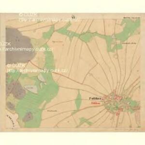 Buchen - c0649-1-006 - Kaiserpflichtexemplar der Landkarten des stabilen Katasters