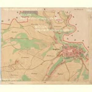 Kaplitz - c3043-1-002 - Kaiserpflichtexemplar der Landkarten des stabilen Katasters