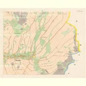 Sniežney - c7103-1-003 - Kaiserpflichtexemplar der Landkarten des stabilen Katasters