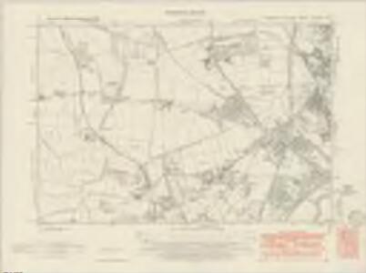 Yorkshire CCLXXVI.SE - OS Six-Inch Map