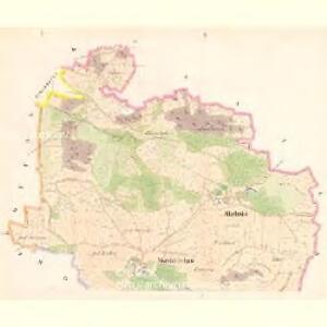 Skrobotschau (Skrobočow) - c7739-1-001 - Kaiserpflichtexemplar der Landkarten des stabilen Katasters