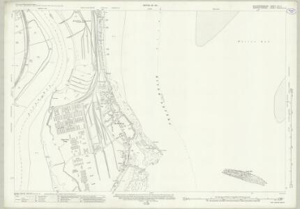 Gloucestershire LXII.3 (includes: Aust; Chepstow; Tidenham) - 25 Inch Map