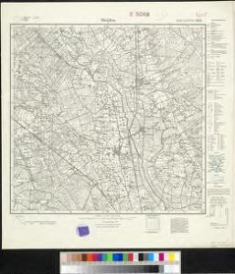 Meßtischblatt 2354 : Dingden, 1926