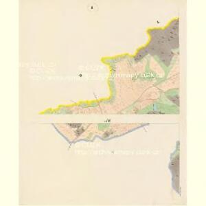 Bessenitz - c0135-1-001 - Kaiserpflichtexemplar der Landkarten des stabilen Katasters