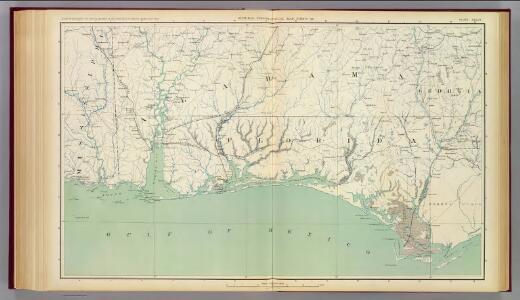 Gen. map XII.