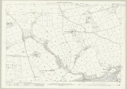 Devon XLII.9 (includes: Ashreigney; Winkleigh) - 25 Inch Map