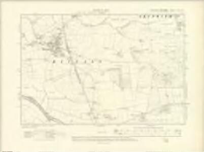 Yorkshire CCVI.SE - OS Six-Inch Map