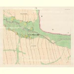 Gr. Olbersdorf (Obrechcice Welka) - m3317-1-005 - Kaiserpflichtexemplar der Landkarten des stabilen Katasters