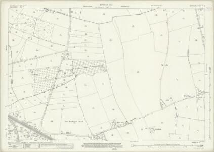 Berkshire XV.8 (includes: Didcot; Long Wittenham; North Moreton; South Moreton) - 25 Inch Map