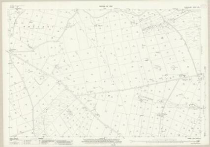 Derbyshire XV.4 (includes: Bradwell; Little Hucklow; Peak Forest; Tideswell; Wheston) - 25 Inch Map