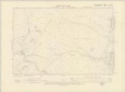 Brecknockshire VI.NW - OS Six-Inch Map