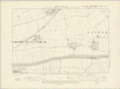 Lincolnshire LXXI.NW - OS Six-Inch Map