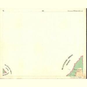 Seewiesen - c2788-2-005 - Kaiserpflichtexemplar der Landkarten des stabilen Katasters