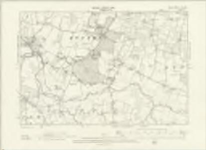 Kent LII.NW - OS Six-Inch Map