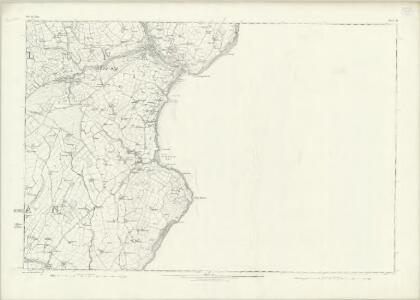 Isle of Man XI - OS Six-Inch Map