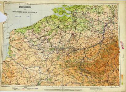 Belgium and the North of France (1938)