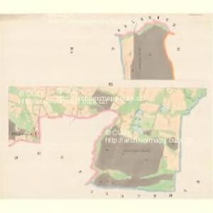 Schweinitz - c7963-1-007 - Kaiserpflichtexemplar der Landkarten des stabilen Katasters
