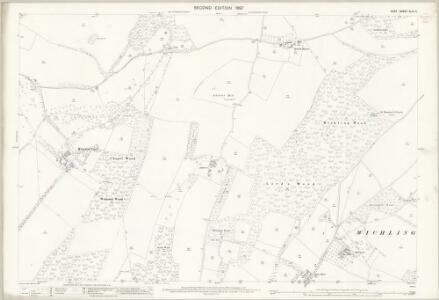 Kent XLIV.5 (includes: Frinsted; Lenham; Wichling) - 25 Inch Map