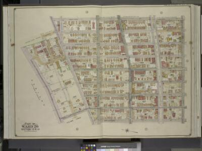 Brooklyn, Vol. 4, Double Page Plate No. 8; Part of    Ward 26; Sections 12 & 13; [Map bounded by Ashford St., Liberty Ave., Bradford   St., Jamaica Ave.; Including Miller Ave., Highland Blvd., Warwick St.]