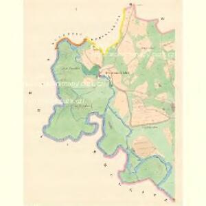 Tritschein (Tressten) - m3161-1-001 - Kaiserpflichtexemplar der Landkarten des stabilen Katasters
