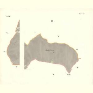 Sklenau (Sklenowa) - m2737-1-003 - Kaiserpflichtexemplar der Landkarten des stabilen Katasters