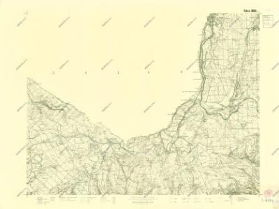 III. vojenské mapování 3850/1