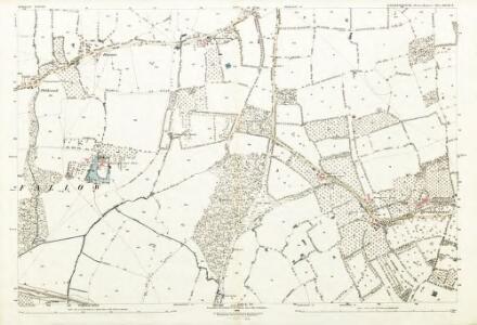 Gloucestershire XLVIII.9 (includes: Berkeley; Hamfallow; Hinton) - 25 Inch Map