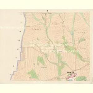 Nürschan (Newřowo) - c5338-1-003 - Kaiserpflichtexemplar der Landkarten des stabilen Katasters