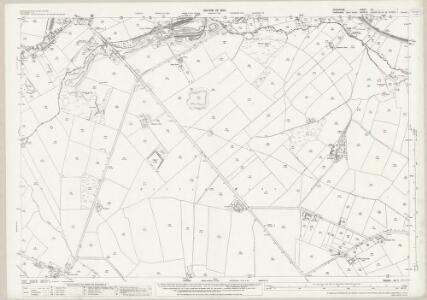 Derbyshire XII.7 (includes: Beighton; Eckington; Sheffield) - 25 Inch Map