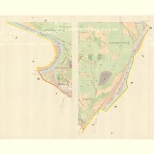 Brniow - m0219-1-001 - Kaiserpflichtexemplar der Landkarten des stabilen Katasters