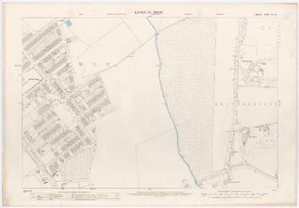 London XVI.75 - OS London Town Plan