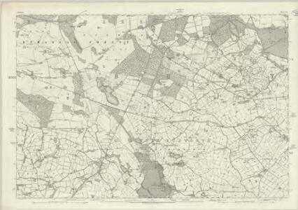 Cheshire XXXIX - OS Six-Inch Map