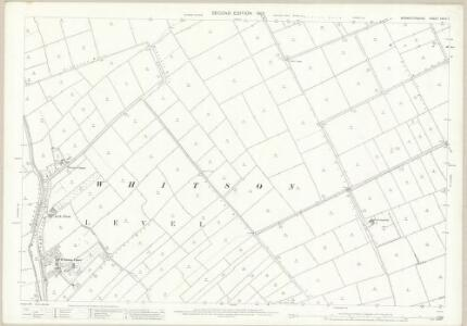 Monmouthshire XXXIV.7 (includes: Bishopston; Goldcliff; Redwick; Whitson) - 25 Inch Map