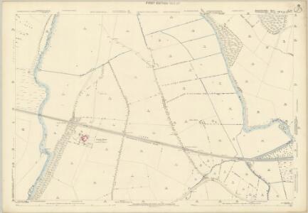 Huntingdonshire II.14 (includes: Alwalton; Castor; Orton Longueville; Orton Waterville; Peterborough) - 25 Inch Map