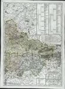 Carte de la Picardie, Artois, Boulonois, Flandre françoise, Haynaut et Cambresis, 2
