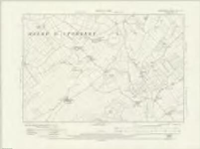 Cumberland XXVII.SE - OS Six-Inch Map