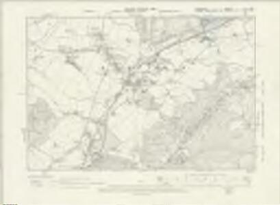 Hampshire & Isle of Wight LIII.NW - OS Six-Inch Map