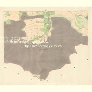 Chlebowitz (Chlebowic) - m0956-1-004 - Kaiserpflichtexemplar der Landkarten des stabilen Katasters