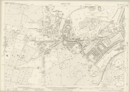 Kent XLII.6 (includes: Maidstone) - 25 Inch Map